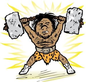 paleo caveman