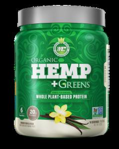 Ergogenics Plant Based Nutrition